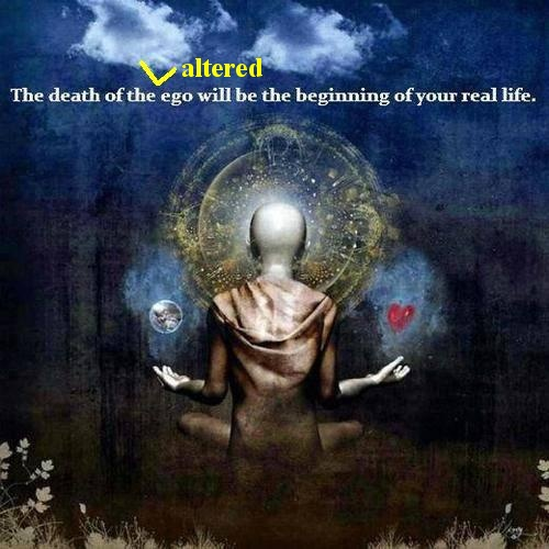 154 - The death of the altered Ego - NOT