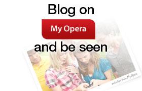 MyOperaBlogging